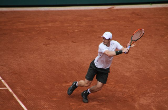Andy Murray, Roland Garros 2016