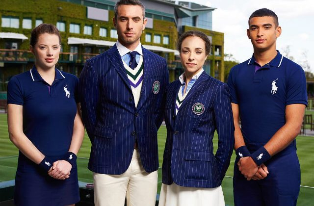 Ralph Lauren Wimbledon 2016 collection