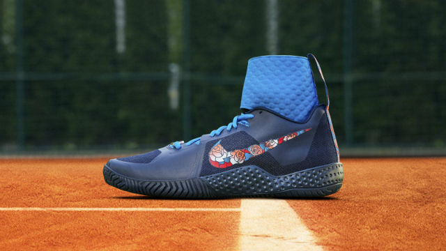 Roland Garros 2016: Serena Williams NikeCourt Flare shoe