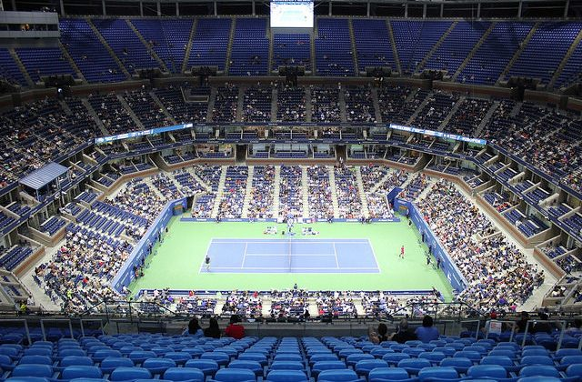 Arthur Ashe Stadium, 2016 US Open