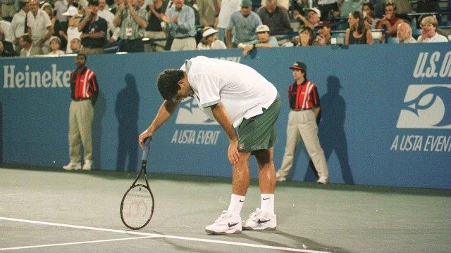 Pete Sampras, 1996 US Open