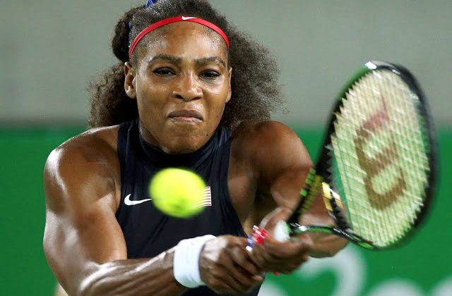 Serena Williams, Rio Olympics