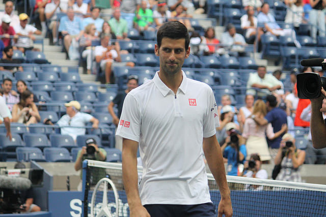 Djokovic and Wawrinka roads to the 2016 US Open final