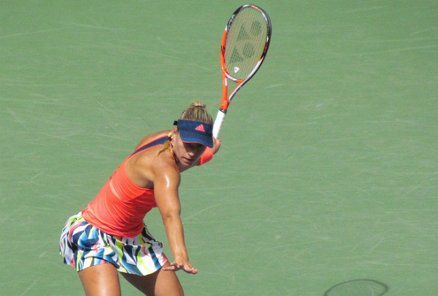Karolina Pliskova and Angelique Kerber roads to the 2016 US Open final