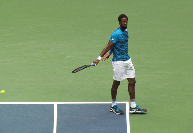 Gael Monfils 2016 US Open outfit