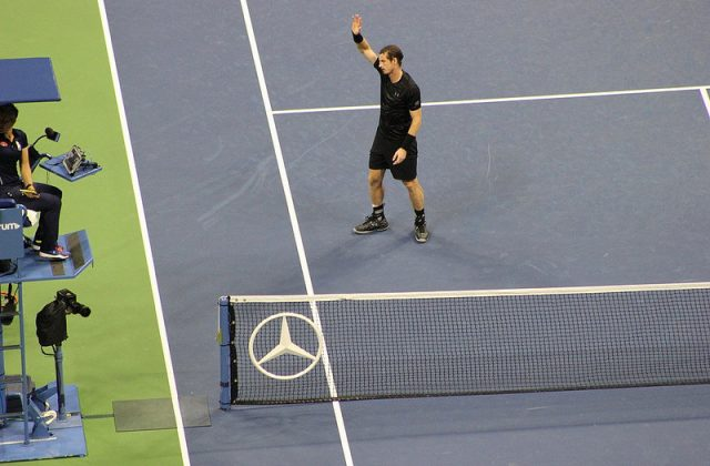 Andy Murray, 2016 US Open