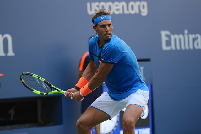 Rafael Nadal 2016 US Open outfits