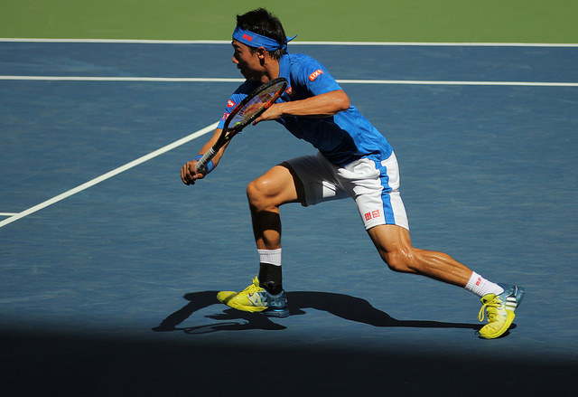 2016 US Open QF: Kei Nishikori upsets Andy Murray