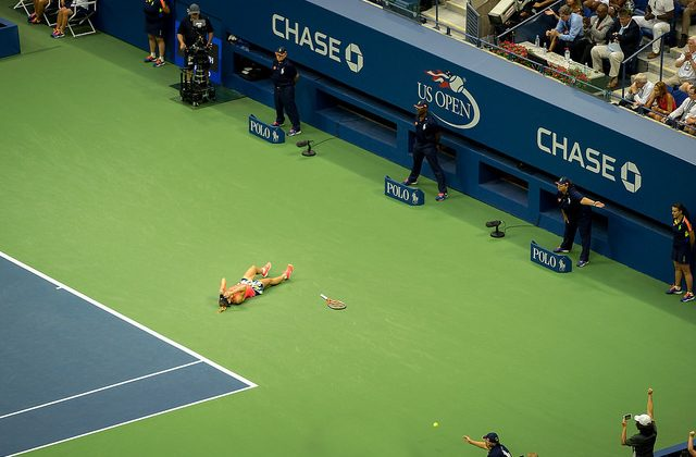 Angelique Kerber, winner of the 2016 US Open