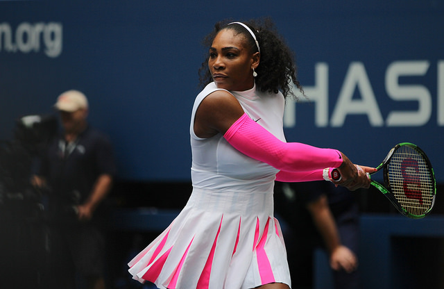 307th Slam win for Serena Williams