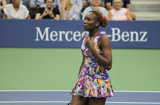 Venus Williams, 2016 US Open
