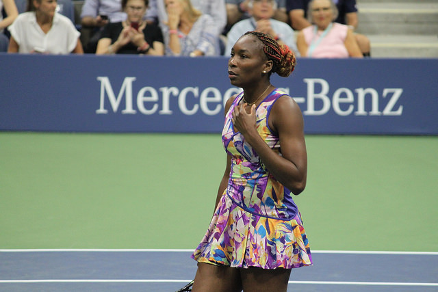 2016 US Open: Venus Williams dress