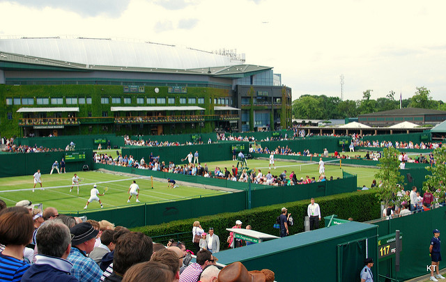 How to get Wimbledon tickets