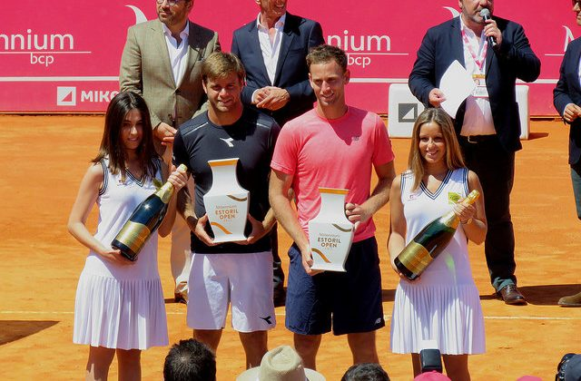 Estoril Open 2017: Harrison and Venus win doubles title