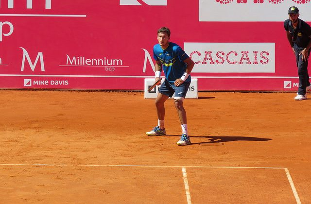 Pablo Carreno Busta, Estoril 2017
