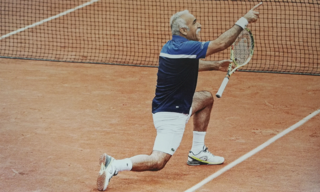 Roland Garros Legends Trophy turns 20