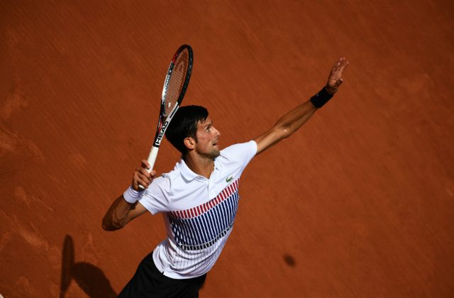 Novak Djokovic, 2017 French Open