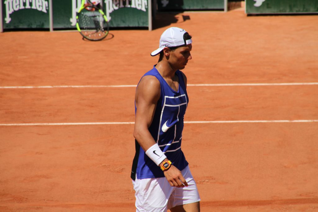 3 days at Roland Garros - part three