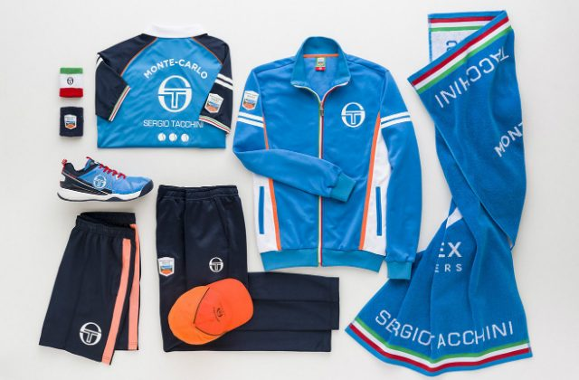 Monte Carlo 2018 collection by Sergio Tacchini