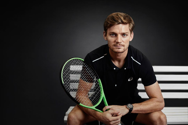 Roland Garros 2018: Goffin and Monfils outfits