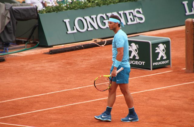 differently closer at hot sales Roland Garros 2018: Rafael Nadal's outfit | Tennis Buzz