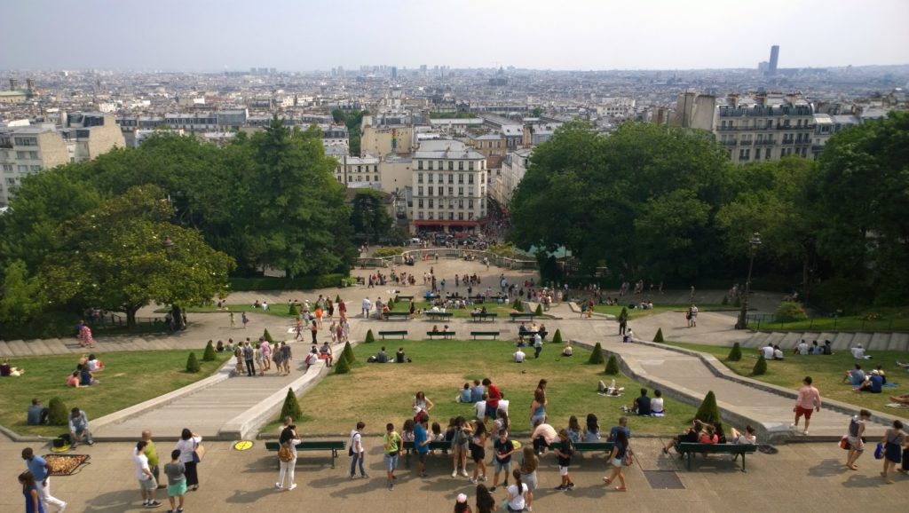 Paris travel guide for tennis fans