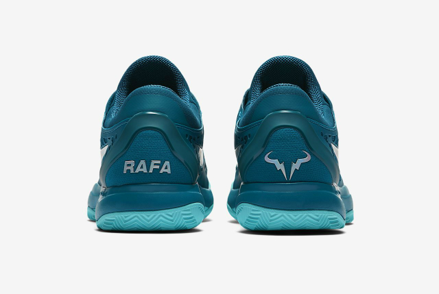 Nadal Roland Garros 2018 shoes