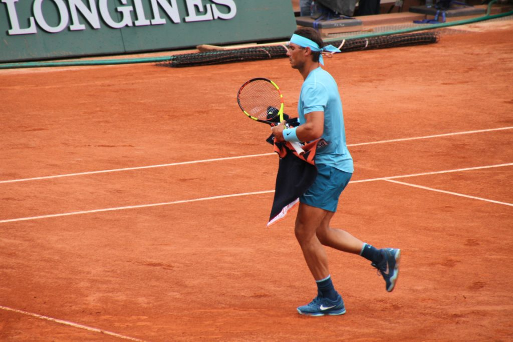 Day 2 at Roland Garros 2018: Djokovic, Wozniacki and Nadal