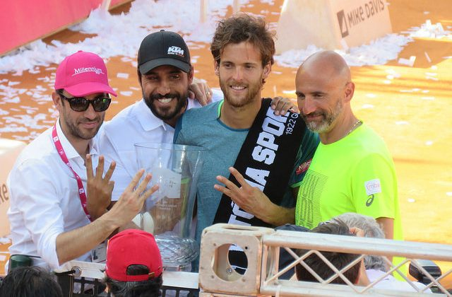 Joao Sousa claims Estoril title