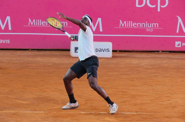 Frances Tiafoe reaches the final in Estoril