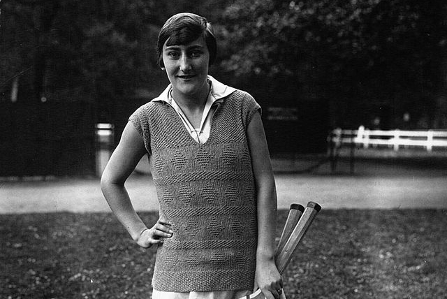 Simonne Mathieu, tennis champion and World War II hero