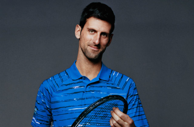 Novak Djokovic 2019 US Open outfit