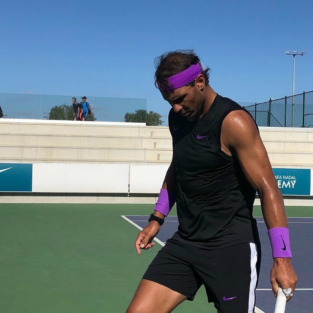 2019 Us Open Rafael Nadal Outfit Tennis Buzz