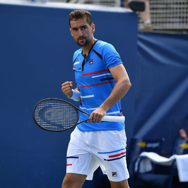 Marin Cilic US Open outfit