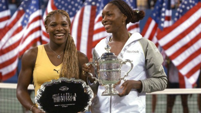 Venus defeats Serena Williams, 2001 US Open