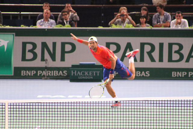 Bercy 2013 day 1: Verdasco vs Gulbis