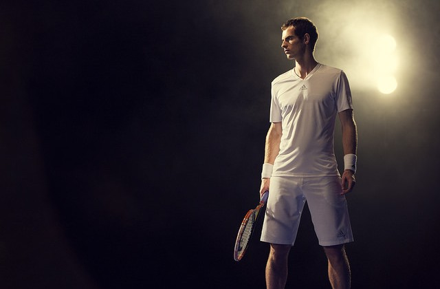 Andy Murray Wimbledon outft