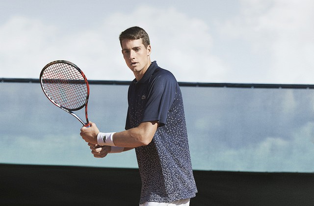 John Isner US Open outfit