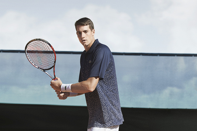 John Isner 2014 US Open outfit
