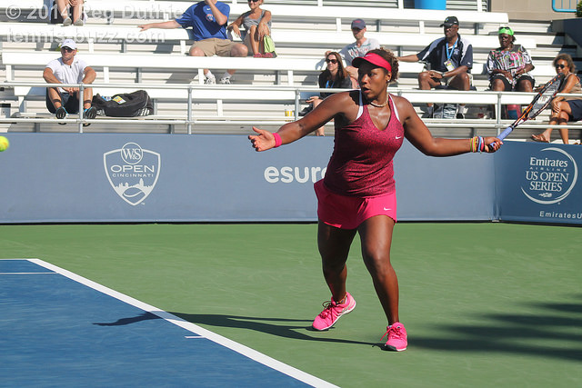 Around the grounds at the 2014 Western & Southern Open