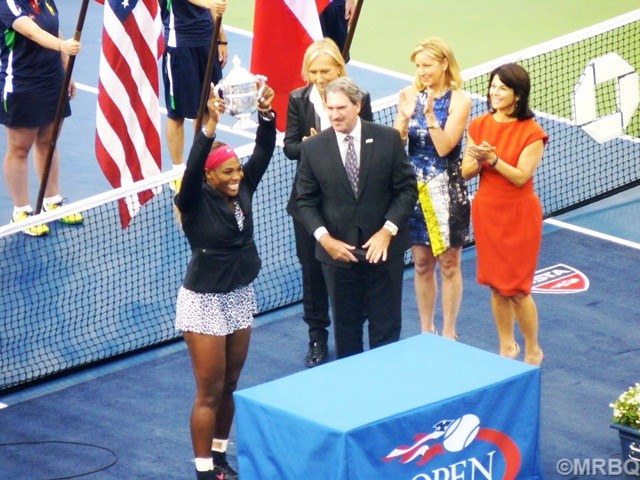 2014 US Open: 18th Grand Slam title for Serena