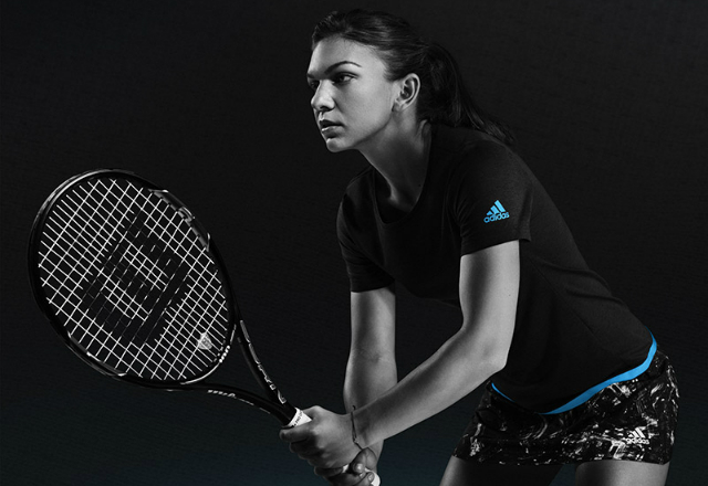 adidas Uncontrol yourself campaign with Halep, Bale and Lin