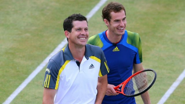 Tim Henman: nowadays we see the best of Andy Murray