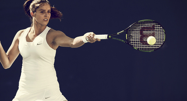 Wimbledon 2015: Laura Robson Nike outfit
