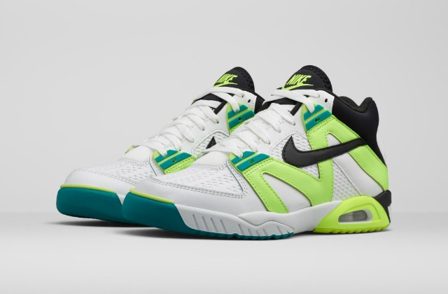 Andre Agassi Nike Air Tech Challenge III