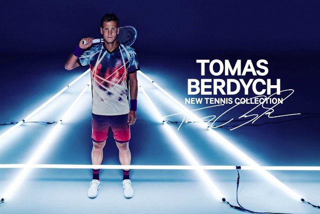 2015 US Open: Tomas Berdych H&M outfit