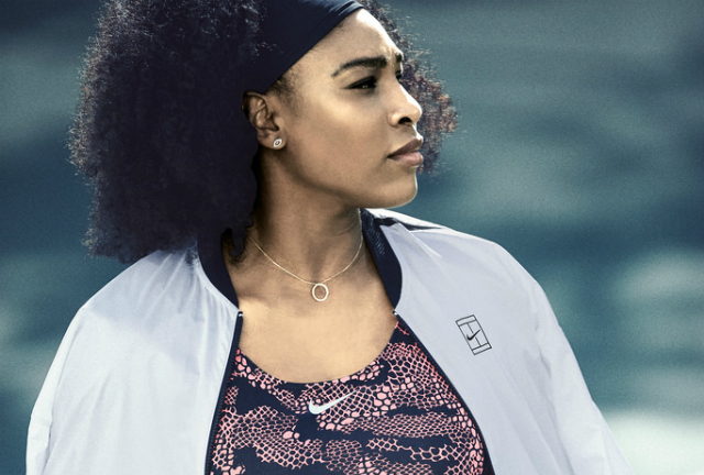 Nike celebrate Serena Williams with the Greatness collection