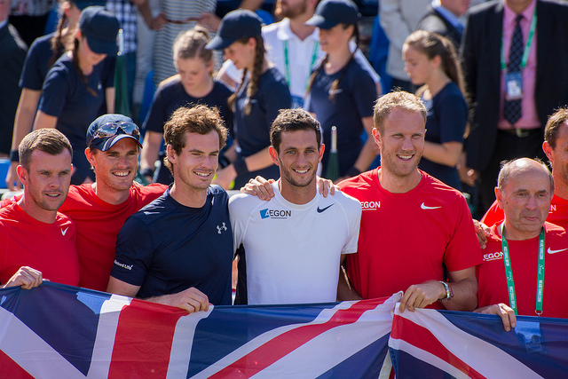 Davis Cup 2015: Andy Murray sends Great Britain into semifinals