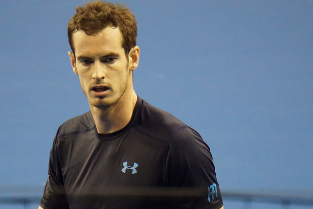 Davis Cup 2015 R1: Andy Murray defeats Donald Young