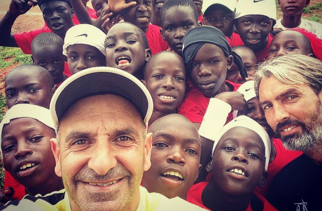 #TennisAid 2015: back to Uganda